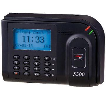 שעון נוכחות תגים S300