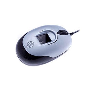 עכבר ביומטרי בטביעת אצבע